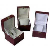 Buy cheap Watch Boxes with 3 style insert for collection watch product