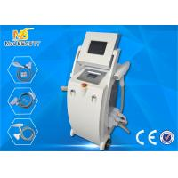 Buy cheap 4 Handles Ipl Beauty Equipment Laser Cavitation Ultrasound Machine from wholesalers