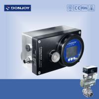 Buy cheap Square type intelligent valve positioner for Non-retention ball valve from wholesalers