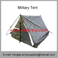 Buy cheap Wholesale Cheap China Military Outdoor Green Camouflage Army Police Tent from wholesalers