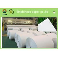 Buy cheap Full 70gsm Good Whiteness Business Card Paper / White Bond Paper Smooth Finish from wholesalers
