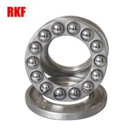 Buy cheap Single / Double Direction Thrust Angular Contact Ball Bearings With Outer Cover from wholesalers