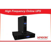 Buy cheap HP9115CRT Rack Mount High Frequency  Single  Phase Online UPS Power Supply 10KVA/8000W from wholesalers