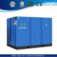 Buy cheap 250kw 350hp 8bar Atlas Copco Bolaite good screw air compressor for power plant from wholesalers