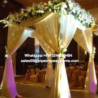 Buy cheap pipe and drape for wall backdrop decoration trade show exhibition booth wedding tent from wholesalers