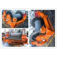 Buy cheap Hydraulic Mining Lebus Groove Barrel Mining Winch Below 1000m Working Condition from wholesalers