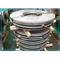 Buy cheap Customized 304 Stainless Steel Strip Coil High Precision With SGS Certification from wholesalers