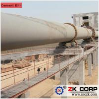 Buy cheap Rotary Kiln for Cement Plants / Rotary Kiln Cement Production Line from wholesalers