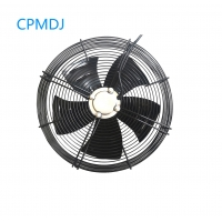 Buy cheap 1350RPM Dia 450mm Air Axial Flow Fan With External Rotor Motor Ventilation System product