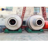 Buy cheap 5.5kw Industrial Drum Dryer Limestone Sand Coal Cassava Chips Drying Machine from wholesalers