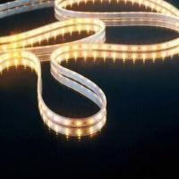 Buy cheap 12V Waterproof LED Strip with 60pcs 3528 LEDs and 50,000 Hours Lifespan from wholesalers