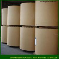 Buy cheap BMPAPER White Test Liner Paper /White Top Test Liner from wholesalers