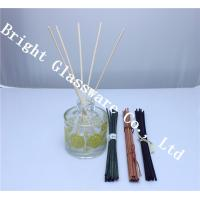 Buy cheap wholesale perfume bottle and colored wooden reed diffuser sticks from wholesalers