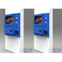 Buy cheap Internet Kiosk NFC Card Reader Bill Payment Kiosk With GPRS / Wifi Thermal Printer from wholesalers
