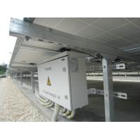 Buy cheap Waterproof 10A Solar PV Combiner Box 1000V DC For Big Solar Power Station from wholesalers