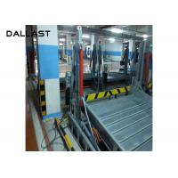 Buy cheap Dual Action Hydraulic Ram/ Unloading Platform Hydraulic lift Car Cylinders from wholesalers