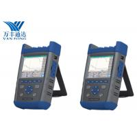 Buy cheap Optical Time Domain Reflectometer AV6418  meter with 1m extra-short event dead zone VFL and optical power meter from wholesalers