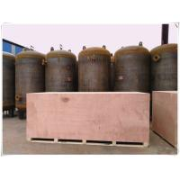 Buy cheap Customized Size Diaphragm Pressure Tank , Bladder Water Pressure Tank from wholesalers