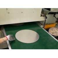 Smooth Round Aluminum Sheet  , Colded Anodized Aluminum Discs Road Warning Signs