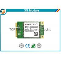 Buy cheap QUECTEL Wireless Communication 3G Modem Module UC15 Remote Monitor System product