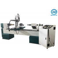Buy cheap ATC CNC Wood Lathe with Automatic Tool Changer for Wood Bowls, Wood Cups from wholesalers