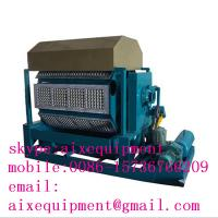 Buy cheap paper egg tray machine price/paper egg tray making machine from wholesalers