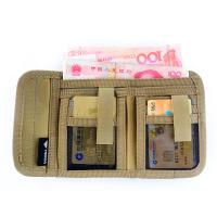 Buy cheap Outdoor Man Tactical Wallet Credit Card Purse Protector Advanced from wholesalers