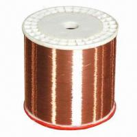 Buy cheap Brass wire, used for electro wire, comes in yellow from wholesalers
