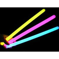 Buy cheap Long Lasting Yellow, Blue, Pink16 Glow Sticks ¢20mm Stick For Halloween, Party, Bars from wholesalers