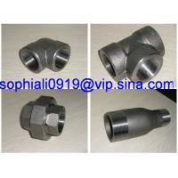 Buy cheap SS fittings, CS fittings, swage nipple, pipe nipple, union, coupling, bull plug, hex plug, sockolet from wholesalers