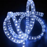 Buy cheap High quality flat 3 wires LED flexible Rope light from wholesalers