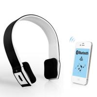 Buy cheap 2014 New stylish mobile cellphone bluetooth headset, bluetooth stereo headset, wireless headphone for Tablet PC from wholesalers