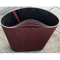 Buy cheap Brown Corundum Sand Colored Sand Paper Abrasive Paper Rolls 10mm ~ 1650mm Width from wholesalers