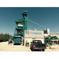 Buy cheap 310KW Installed Power Mobile Asphalt Plant Road Making Machine 40M3 Hot Bin Section product