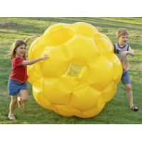 Buy cheap 1.5m Diameter Inflatable Giga Ball , Human Zorb Roller Ball for Kiddes from wholesalers