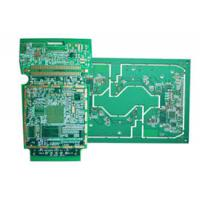Buy cheap High Frenquency FR 4 Quick Turn PCB Prototypes Halogen Free 0.4-5.0mm Thickness from wholesalers