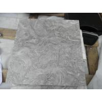 Buy cheap Natural High Quality stone Products Cloud Flower Granite Grey Granite Stone Slabs from wholesalers