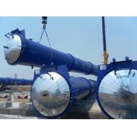 Buy cheap 2MX31M AAC Pressure Vessel Autoclave with high pressure and temperature from wholesalers