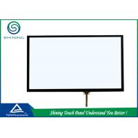 Buy cheap ITO Film 4 Wire Resistive Touch Panel Capacitive Touch Pad Analogue Type product
