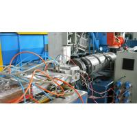 Buy cheap Solid Profile Wood Plastic Composite Extrusion Line / Equipment from wholesalers