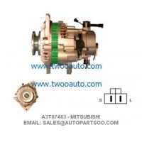 Buy cheap A3T07483 MD162964 - MITSUBISHI Alternator 12V 90A Alternadores from Wholesalers
