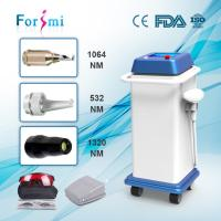Buy cheap Newest CE FDA approved top popular portable 1064nm 800w q-switched nd yag pigmentation removal laser machine for sale from wholesalers