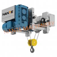 Buy cheap 12.5 Ton Low Headroom Electric Hoist Steel Rope Hoist For Warehouse from wholesalers
