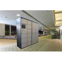 Buy cheap Advanced English Multi Language Dry Cleaning Locker Systems For Indoor / Outdoor from wholesalers