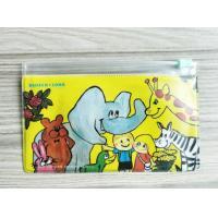 Buy cheap Customized Reusable Ziplock Bags , Full Color Print Pupil Plastic Zipper Bags from wholesalers