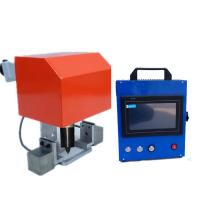 Buy cheap Pin Stamp Electric Marking Machine For Aluminum Plate , USB Connect Controller from wholesalers
