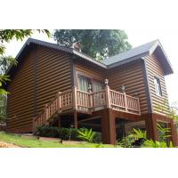 Buy cheap Anti Deformation WPC House With Non - Toxic wood composite material from wholesalers