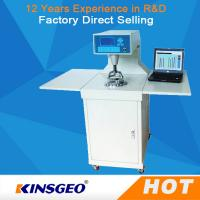 Buy cheap 1 - 4000 Pa Textile Testing Equipment For Tensile Strength Fabric Testing from wholesalers