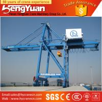 Buy cheap Widely used portal crane, ship-unloader lean on the electric hydraulic system from wholesalers