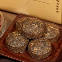 Buy cheap Royal Grade Cooked Pu Erh Tea , Natural Pu Er Tea Mini Tuo Cha in Menghai, China from wholesalers